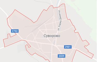 Бързи кредити в Суворово